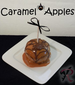 caramel Apples-Rae