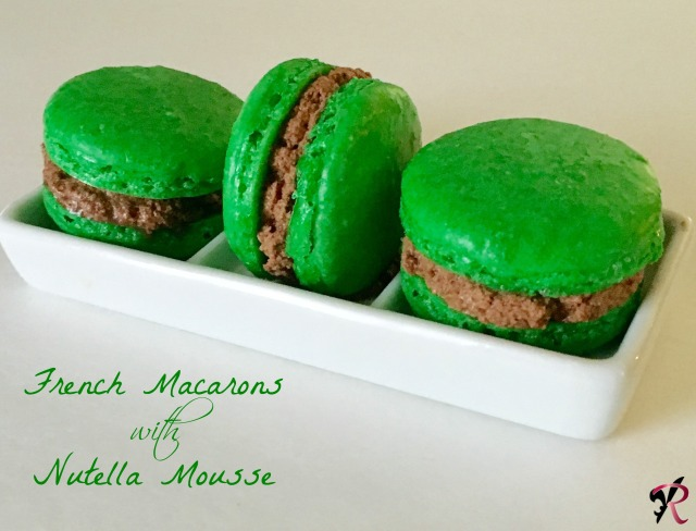 french macarons-Rae