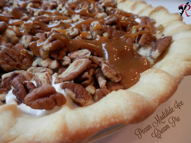 Pecan Mudslide Pie